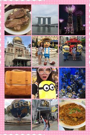 【新加坡】四天三夜行程總覽