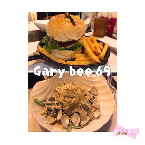 GARY BEE 69-桃園中壢美式餐廳 特殊裝潢創意漢堡處處驚喜